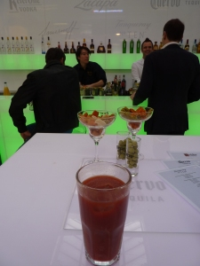 Feine Bloody Mary bei Diageo