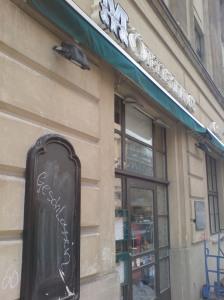 geschlossen (Eckhaus)