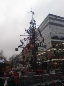 Ein Weihnachtsbaum!?