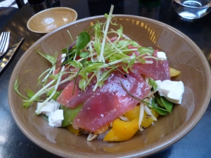 Yellow Fin Tuna