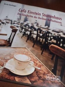 Das Buch zum Café
