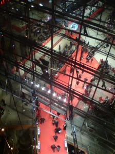 Teppich (rot)