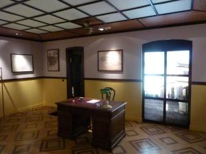 Das Büro des Don Facundo