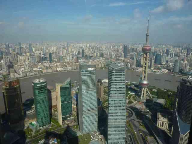 Neulich in Shanghai...