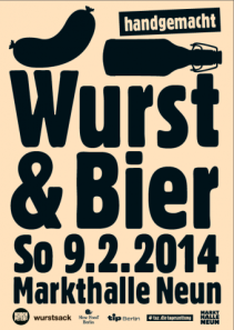 Wurst & Bier vom Feinsten