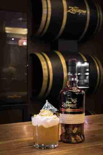 Zacapa Room Drink_Gent(l)eman's Colada