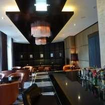 Klassisch-modern - Die Bar