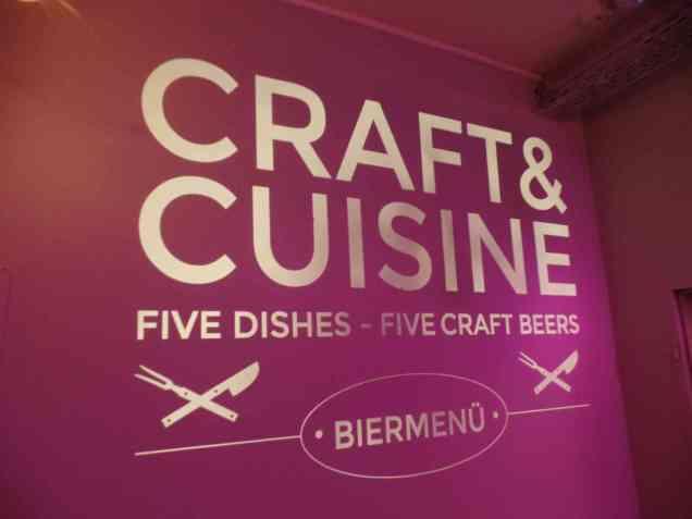 Craft & Cuisine