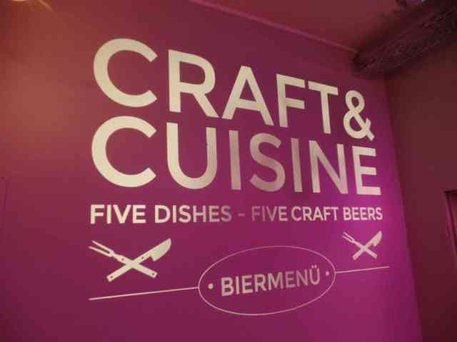 Craft & Cuisine