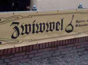 Restaurant Zwiwwel