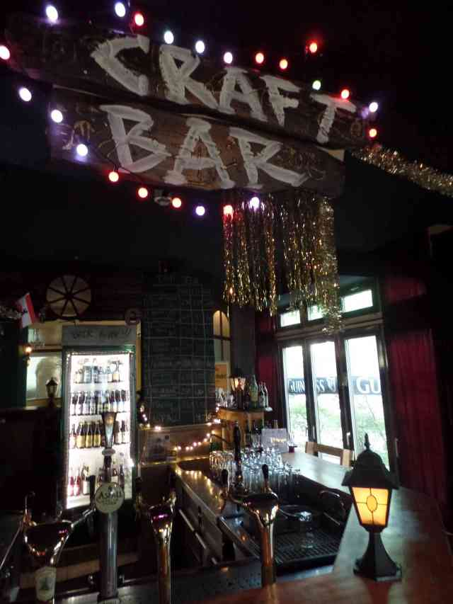 Craft Bar im Castle Pub