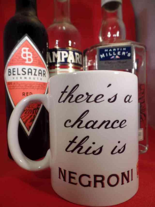 Negroni Time