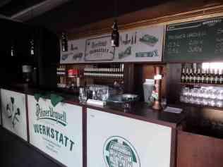 Werkstatt-Bar